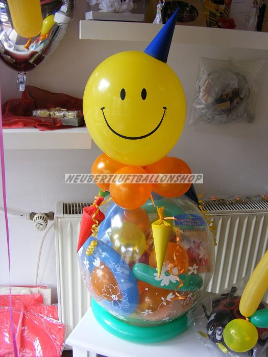 Geschenke Im Ballon Verpackung Im Ballon Berraschung