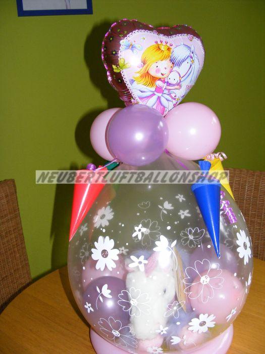 Geschenke Im Ballon Verpackung Im Ballon Uberraschung