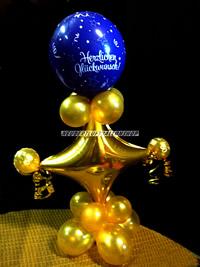 Ballonfiguren, Ballonkunst