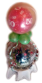 Geschenke im Ballon , Neubert Industrieservice in Chemnitz in Sachsen