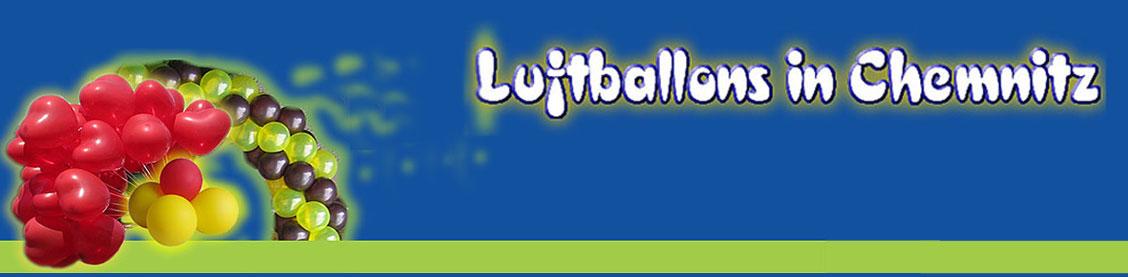 Luftballons aus Chemnitz