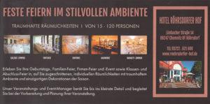 Deko Hausmesse in Chemnitz OT Röhrsdorf